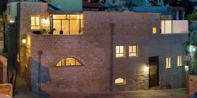 une-Stone-House-par-Henkin-Shavit-Architecture-&-Design
