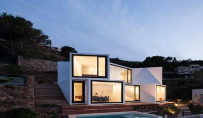 une-Sunflower-House-par-Cadaval-&-SolaMorales