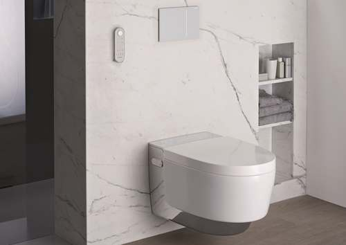WC lavant Geberit AquaClean Maïra