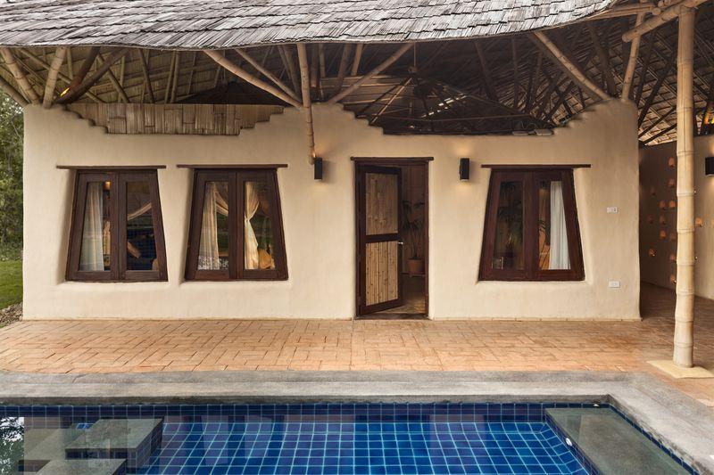façade terrasse - Trika-Villa par Chiangmai Life Construction - Chiang Mai, Thaïlande