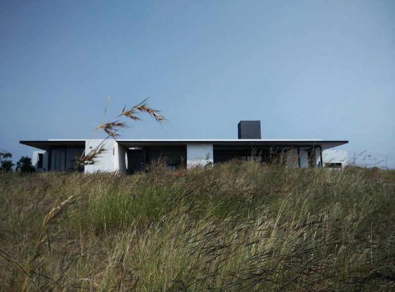 partie supérieure - Deolali House par Spam Design Architects - Deolali, Inde