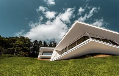 porte à faux - Villas-2B par Love Architecture - Graz, Autriche