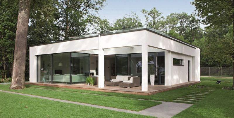 EbenLeben : une maison contemporaine conçue pour les seniors ...