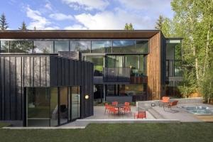 maison contemporaine construire tendance part 27. Black Bedroom Furniture Sets. Home Design Ideas
