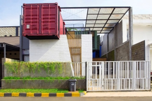 Maison contemporaine construire tendance part 28 for Photo maison contemporaine container