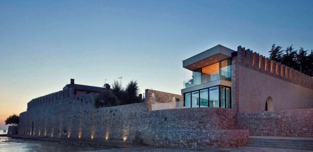 Ancienne maison m di vale r nov e en villa de luxe en croatie construire tendance for Maison ancienne renovee contemporaine