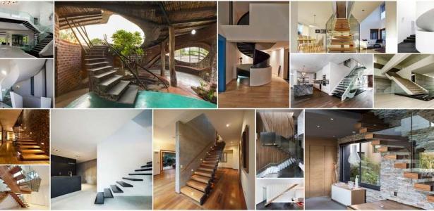 15 exemples d 39 escalier design pour une maison construire tendance - La maison de l escalier ...