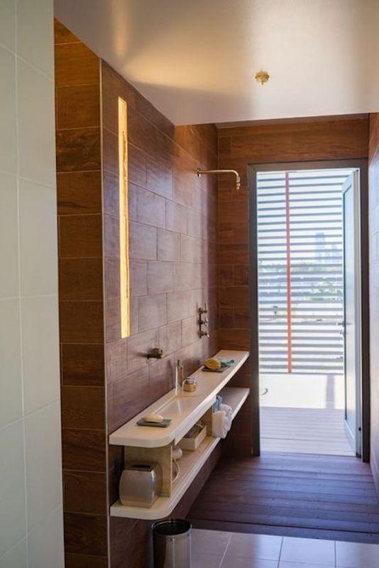 salle de bains - Sure house par Institut de Technologie de Stevens, Usa