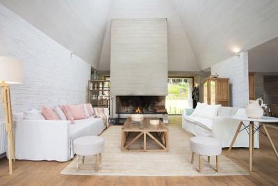 salon - RP-House par CMA Arquitectos - Vichuquen, Chili