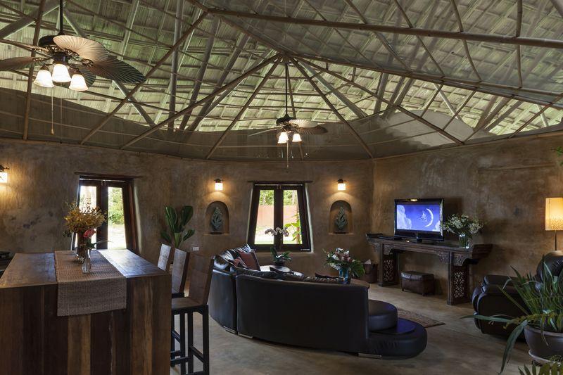 salon & séjour - Trika-Villa par Chiangmai Life Construction - Chiang ...
