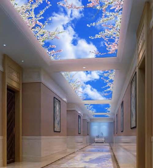 plaque led plafond id es d 39 images la maison. Black Bedroom Furniture Sets. Home Design Ideas