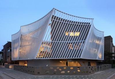 une-Kyeong Dok-Jai-par-Uroje-Khm-Architects