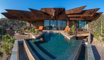 Desert-residence par Shelby-Wilson