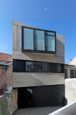 Maison cap par Acau architectes - Marseille