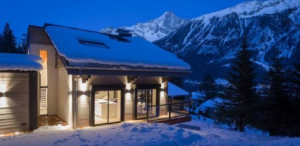 R novation d un chalet dans les montagnes alpines en france construire tendance - The dancing chalet ...