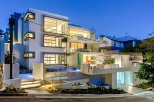 Claudio d avanzo construire tendance - La contemporaine villa k dans les collines de nagano au japon ...