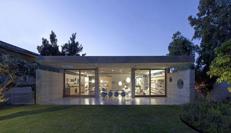 House-for-Architect par Pitsou Kedem Architects - Ramat Hasharon ...