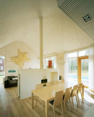 séjour & salon - House Ulve par Oopera - Seinäjoki, Finlande