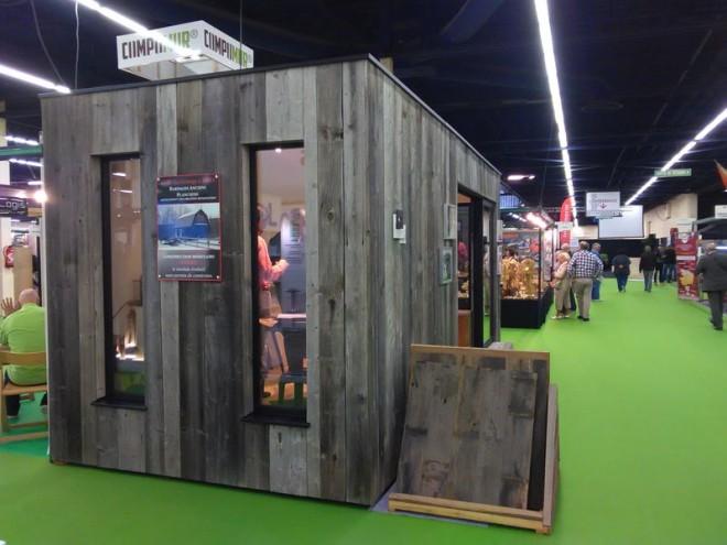 Woody - La grange au bois