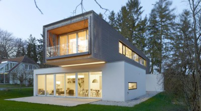 Single-family-house par Christian-von-During architecte
