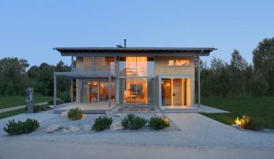 Une-alpine-residence-par-Bau-Fritz