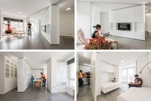 Am nagement espace r duit construire tendance - Amenagement cuisine espace reduit ...