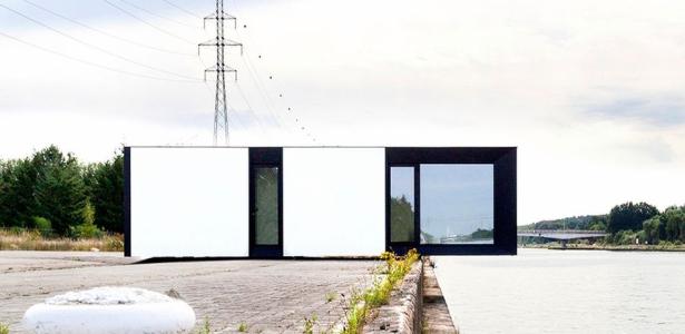 Conception modulaire pour des maisons bois pr fabriqu es en belgique construire tendance for Architecture maison en belgique