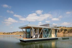 Maison flottante construire tendance - Faire construire sa maison au portugal ...