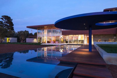 piscine - Vidalakis-Residence par Swatt Miers Architects - Californie, USA