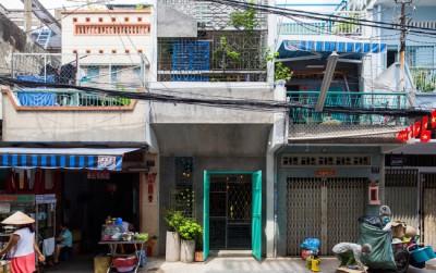 Maison Saigon par a21studio - Vietnam