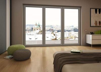 Fenêtre OKNOPLAST Winergetic4XGlass2
