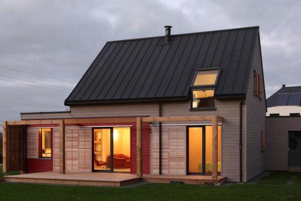 Maison modulaire bretagne ventana blog - Maison modulaire beton ...