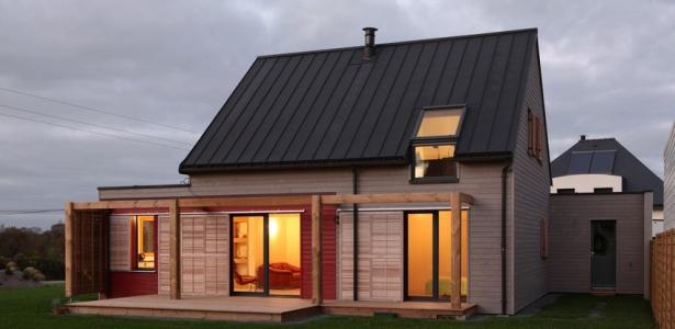 Maison bois b ton et r glementation thermique un bon for Reglementation construction garage