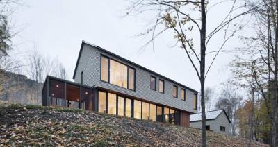 Résidence KL par Bourgeois & Lechasseur architectes, Canada