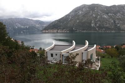 vue panoramique - Vila-Stoliv par Enforma Architectural Studio - Montenegro