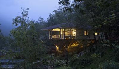 Bamboo-Villa par C&C Design - Guangdong - Chine