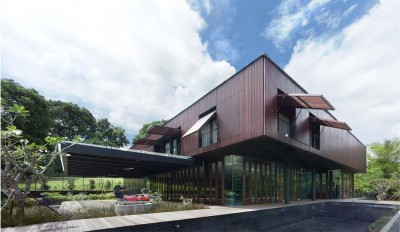 Victoria-Park par Ipli Architects - Singapour