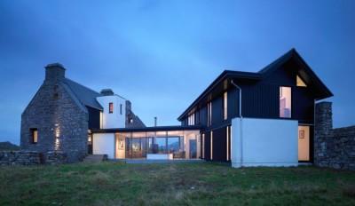 White-House par WT-Architecture - Grishipoll, Ecosse