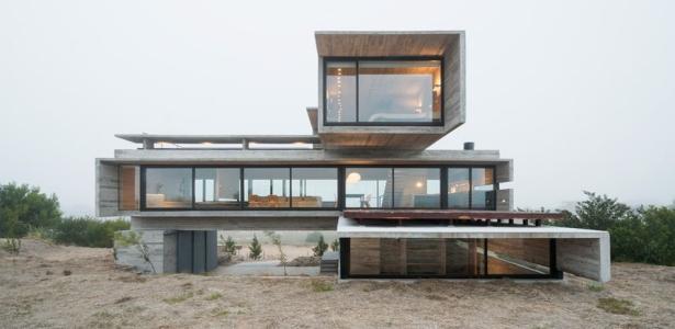 Architecture cubique pour maison contemporaine tr s for Architecture cubique