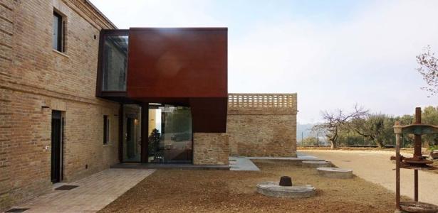 Extension et r novation d une maison en briques du xixe for Renovation petite maison de ville