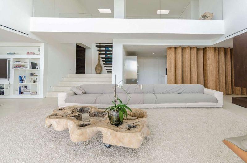 Magnifique villa de vacances avec superbe vue sur l oc an en espagne construire tendance - Decoration des villas ...