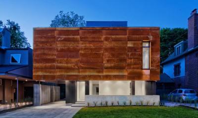 Heathdale Residence par TACT Design INC. - Toronto