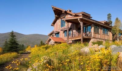 Camp 88 par Munn Architecture - Colorado, USA