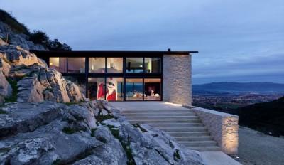Casa Farfalla par Michel Boucquillon - Toscane, Italie