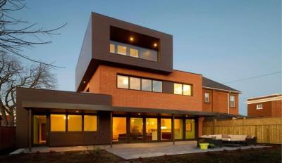 Renovates-Private-Residence par Dpai Architecture - Hamilton, Canada