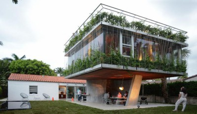 Sun Path House par Studio Christian Wassmann - Miami, USA