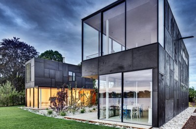 Lake-House par Maximilien Eisenkock Neufelder, Autriche