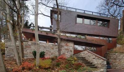 Ellis Park House par Altius Architecture - Toronto, Canada