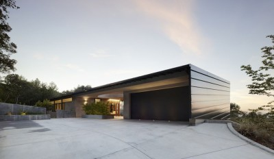 Overlook-House par Schwartz and Architecture - Californie, USA