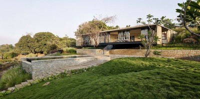 Riparian-House - Architecture Brio - Karjat, Inde